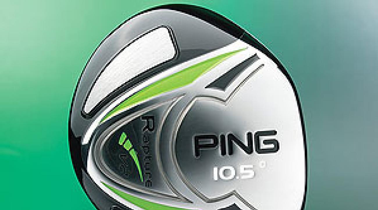 Ping Rapture V2 driver