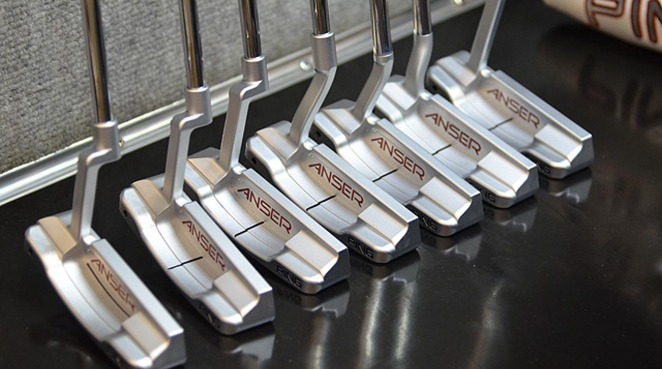 Ping Anser putters