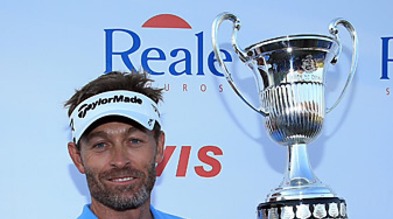 Raphael Jacquelin earned his fourth career European Tour title.