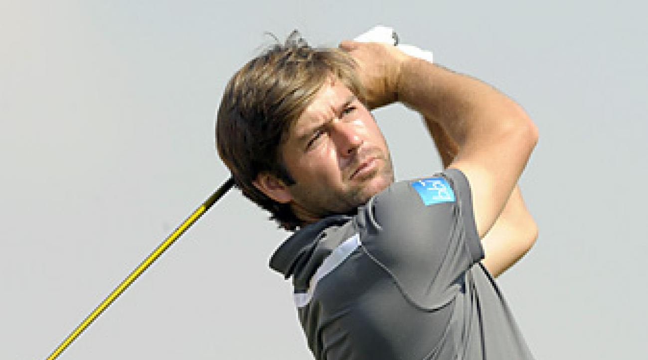 Robert Rock cracked the top 100 after winning in Abu Dhabi.