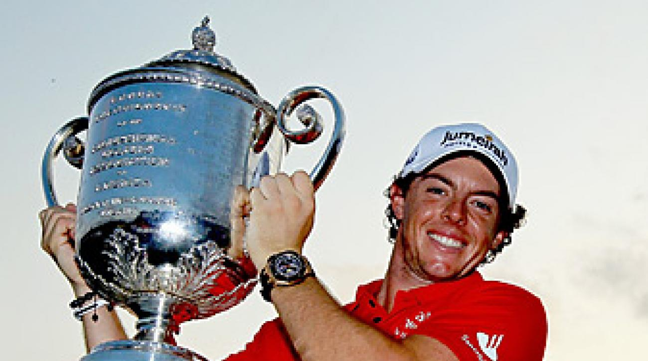 Rory McIlroy is more than a great player, he's a smart player.
