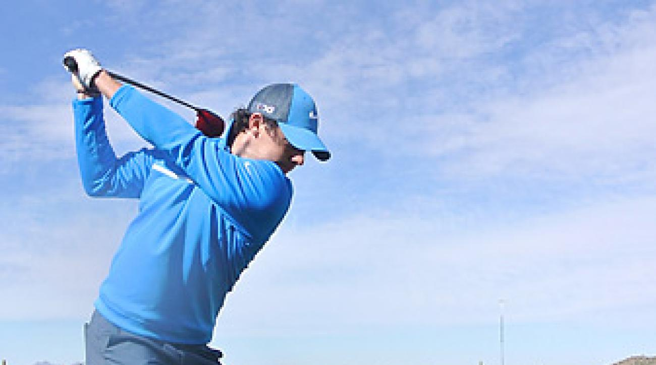 Rory McIlroy lost in the first round at the Accenture Match Play.