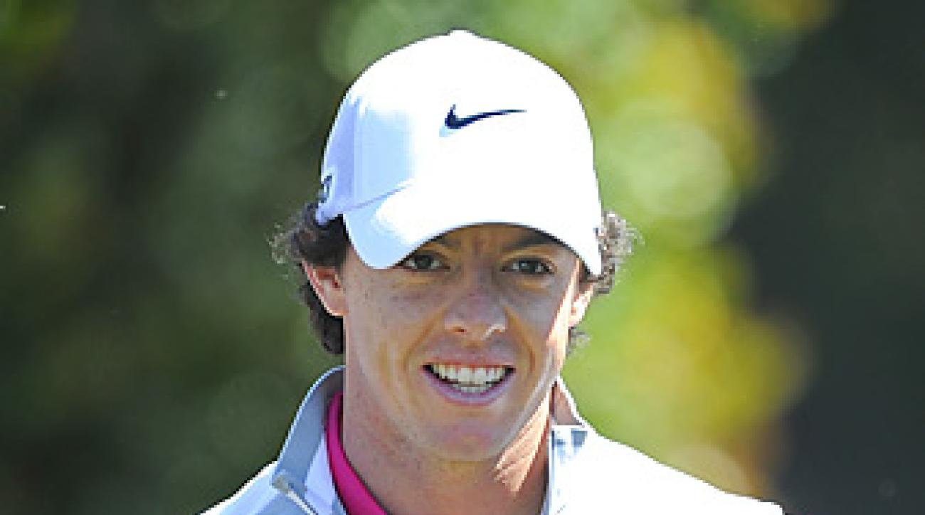 Rory McIlroy is an Ireland ambassador to UNICEF.