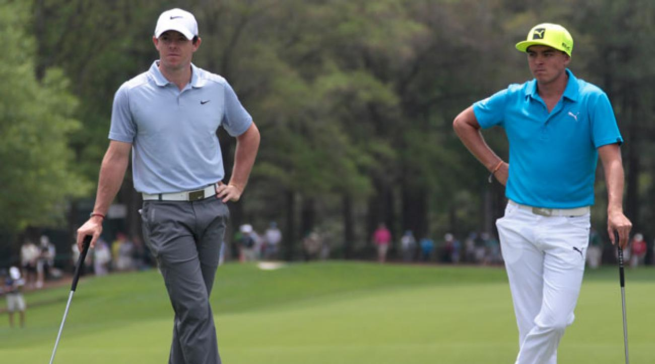 The secret to Rory McIlroy and Rickie Fowler's success begins on the tee.
