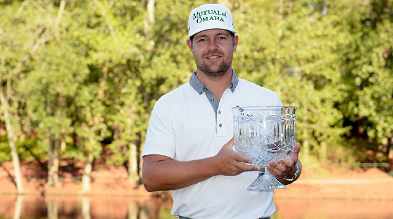 Ryan Moore is a three-time PGA Tour-winner.