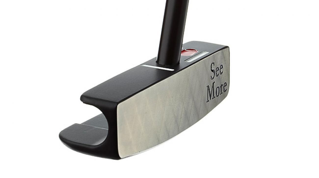 SeeMore FGP Black Putter