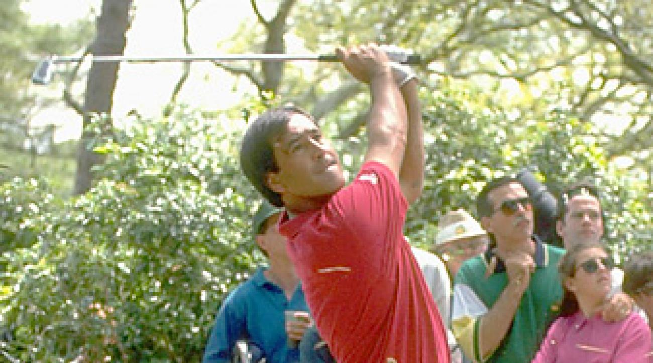 Nobody was better at curving his way around the course than Seve.