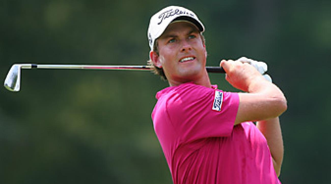 Webb Simpson is expected to play in the PGA Championship next month.
