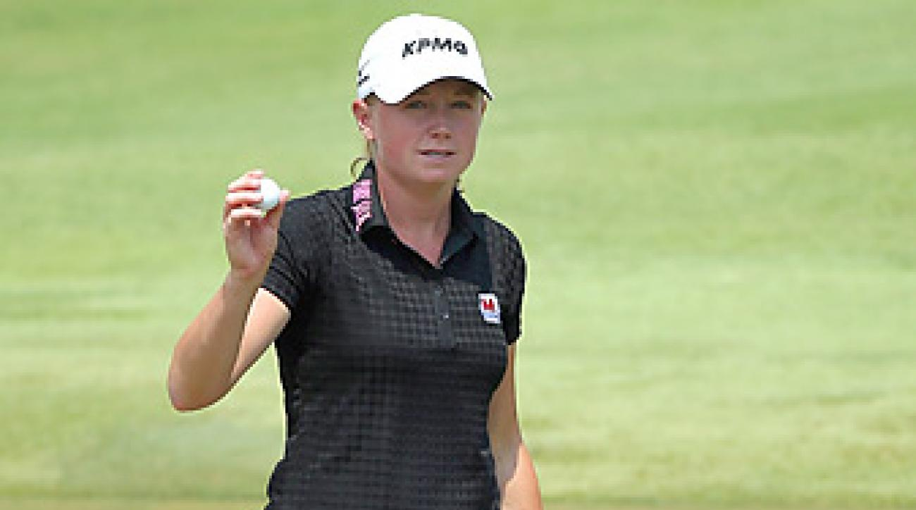 Stacy Lewis is coming off her fifth victory in her last 22 starts.