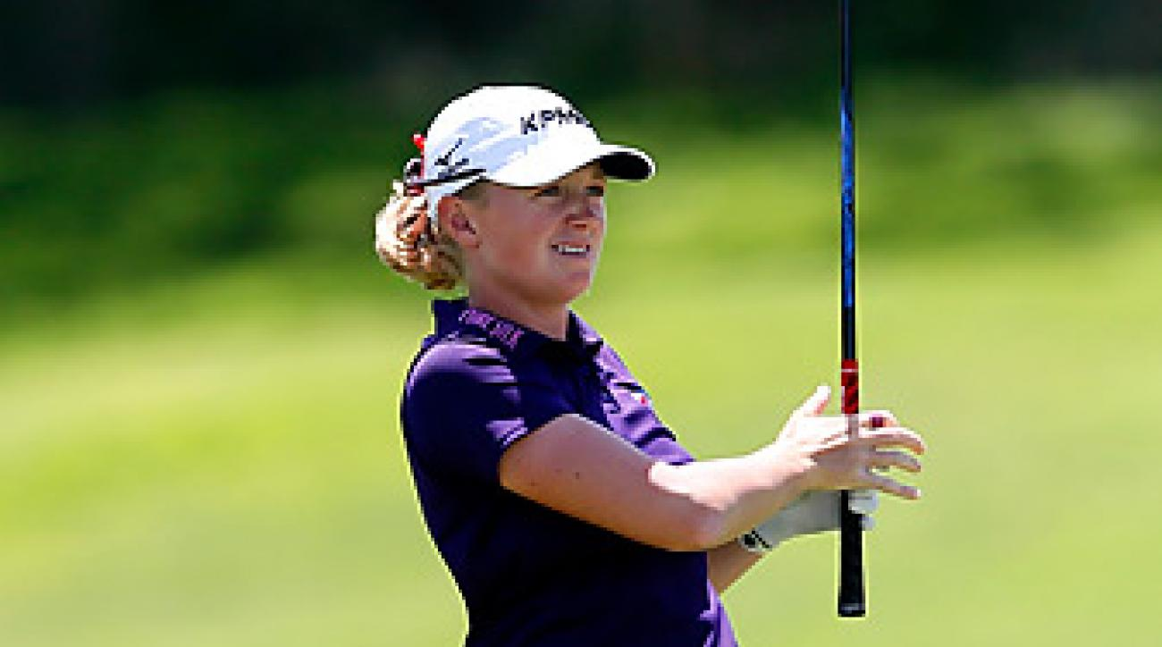 Stacy Lewis will defend her title at the ShopRite Classic on May 31.