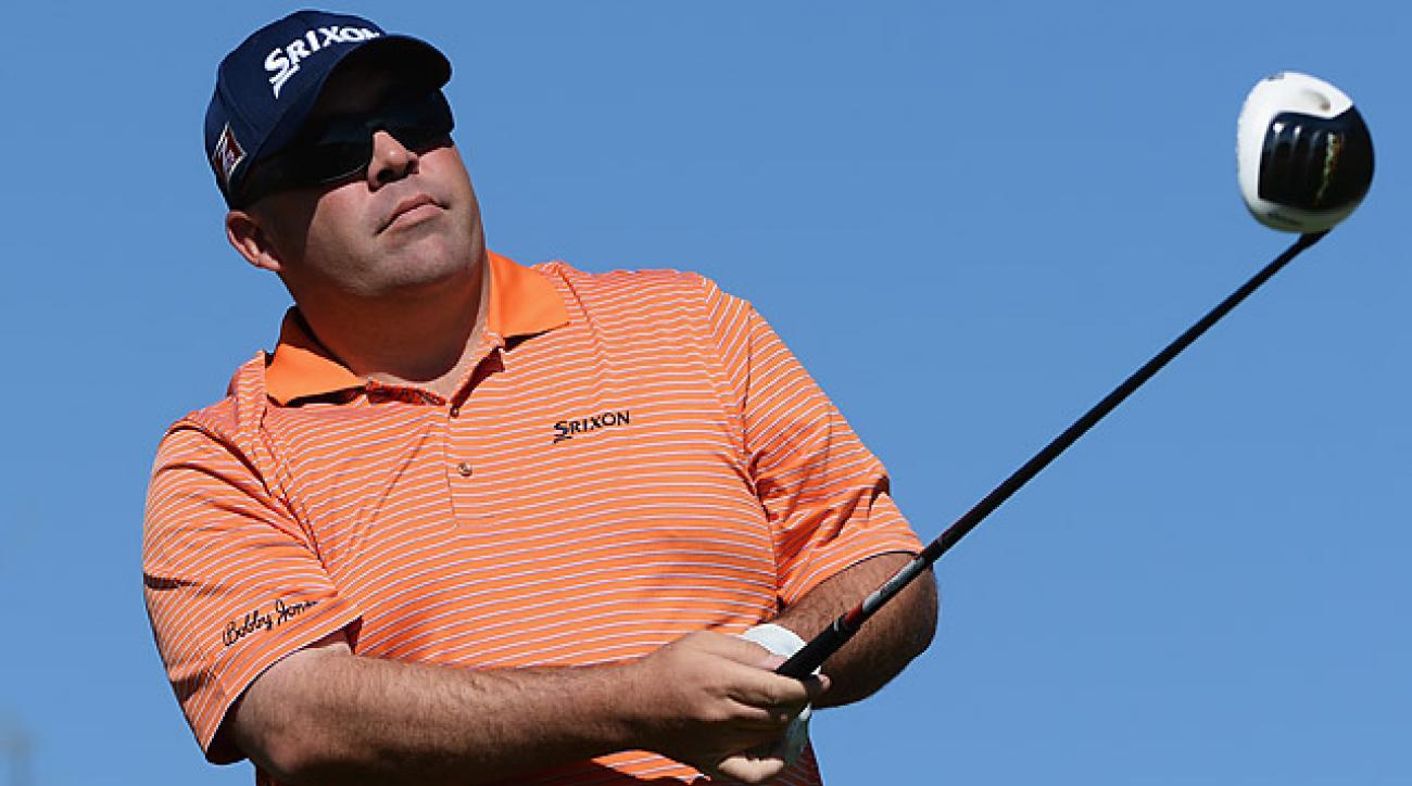 Kevin Stadler is the son of 13-time PGA Tour-winner Craig Stadler.