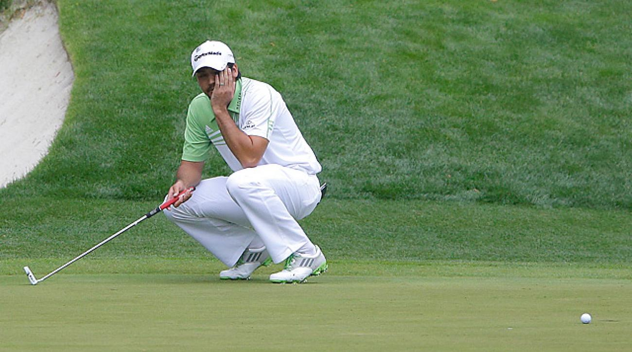 Jason Day enters Harbour Town fresh off a disappointing third-place finish at the Masters.