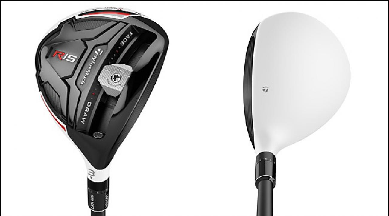 Taylormade R15 Fairway Woods Taylormade R15 Rescue