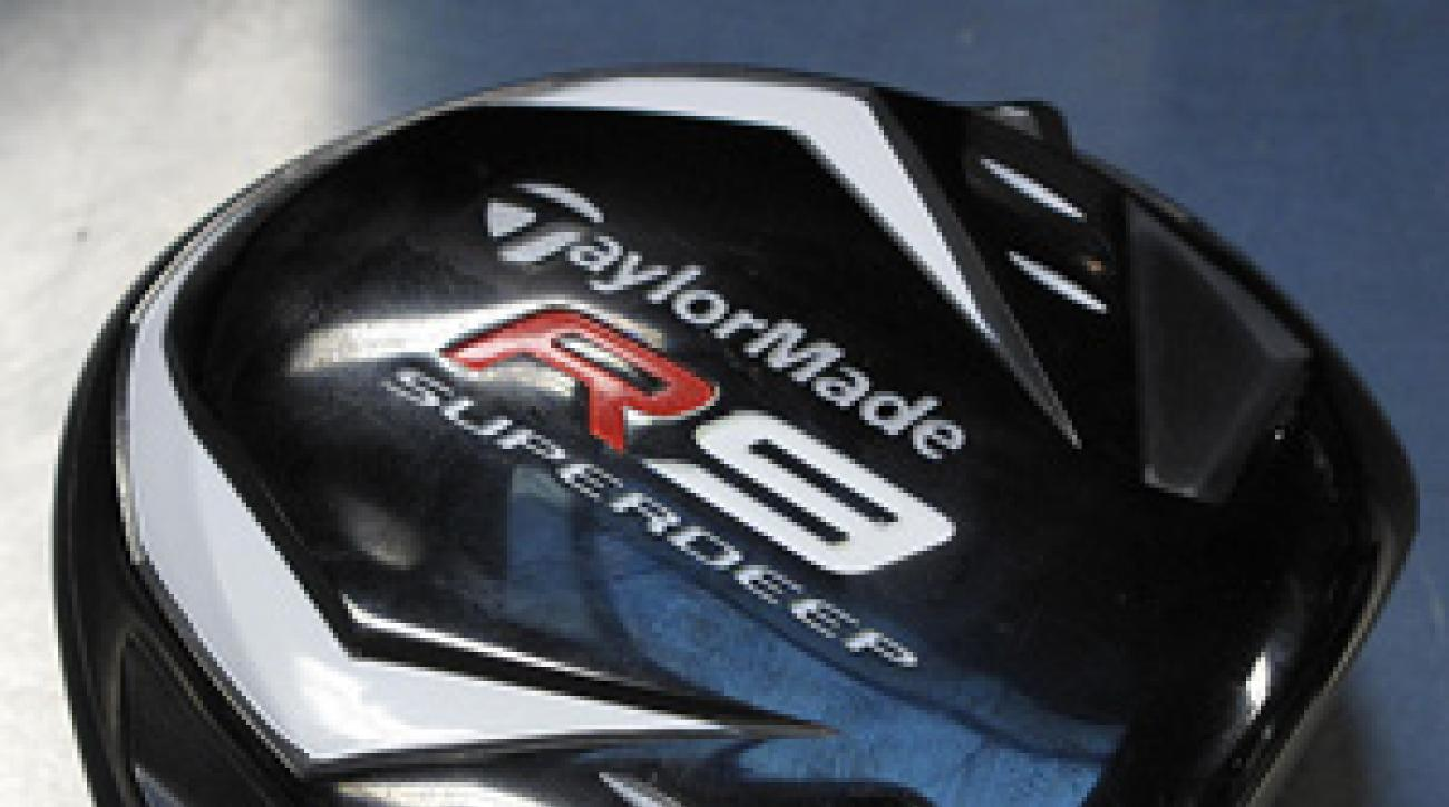 <p>TaylorMade R9 SuperDeep Driver</p>