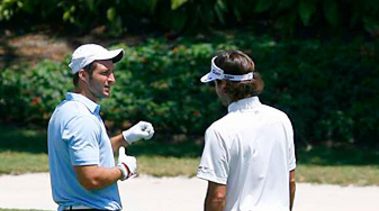 Bubba Watson was on of the top attractions at the Tim Tebow Foundation Celebrity Golf Classic at TPC Sawgrass.