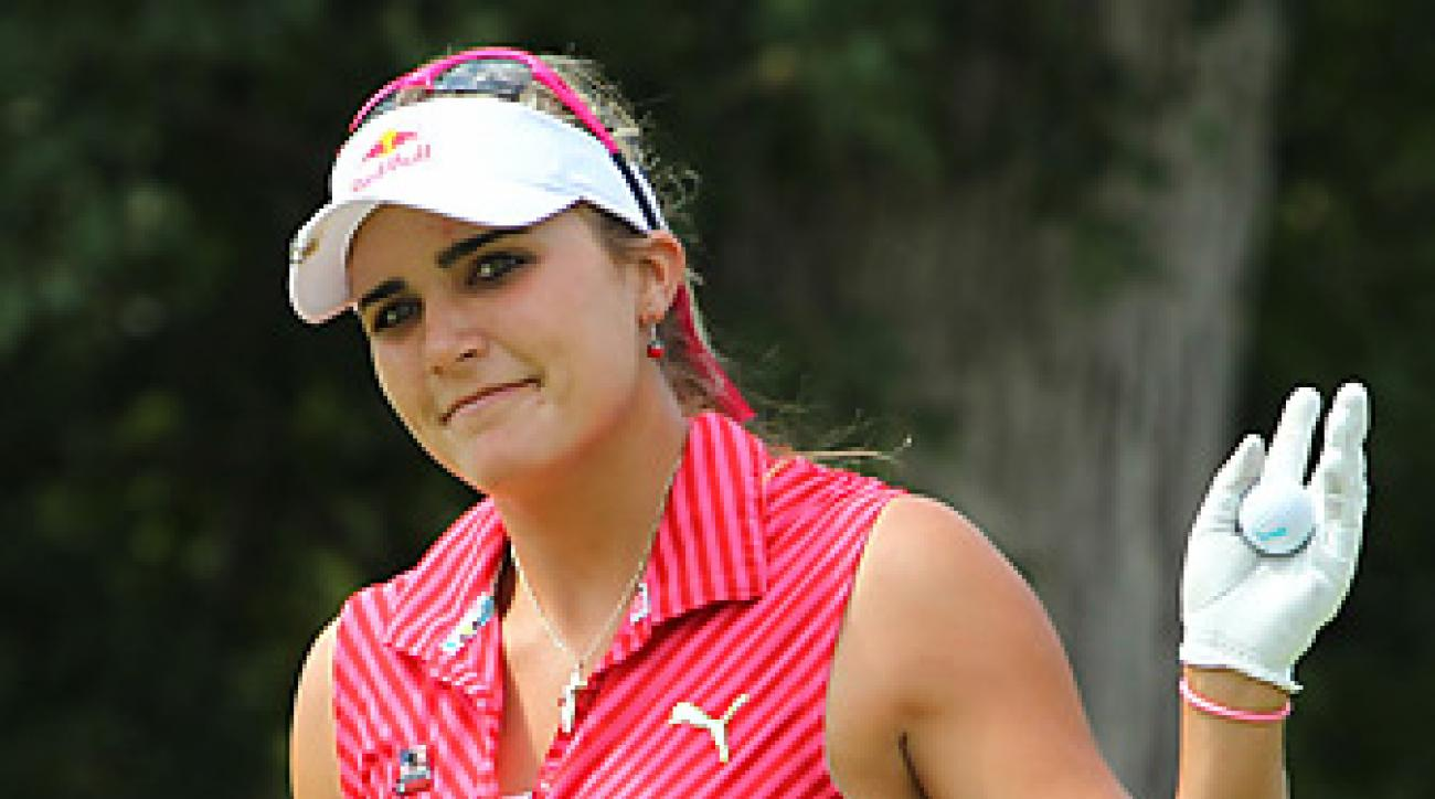 Lexi Thompson returns to the Alabama course where she became the LPGA Tour's youngest winner this week.