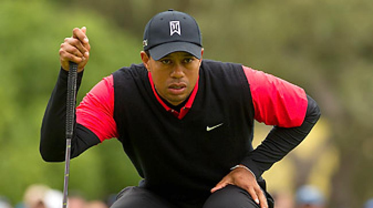 Tiger Woods is seeded No. 19 at the Accenture Match Play.