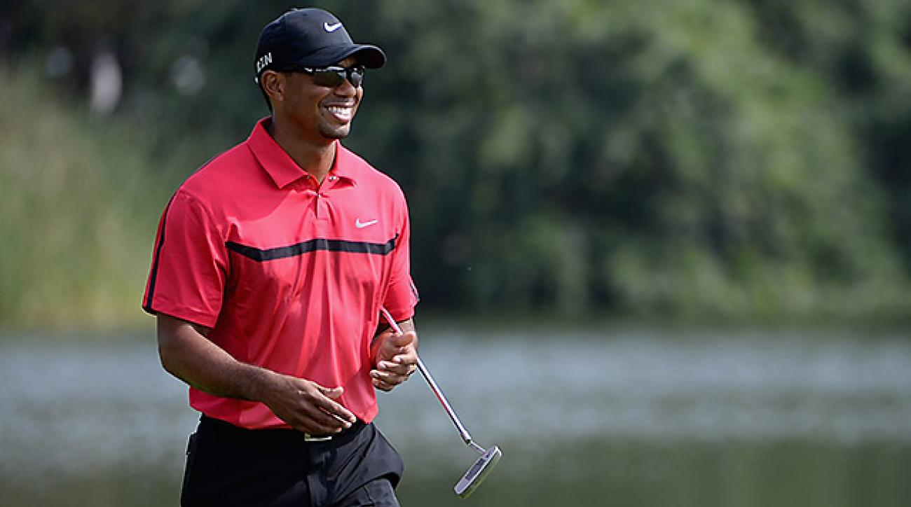 Tiger Woods will tee it up next at the Honda Classic in late February.