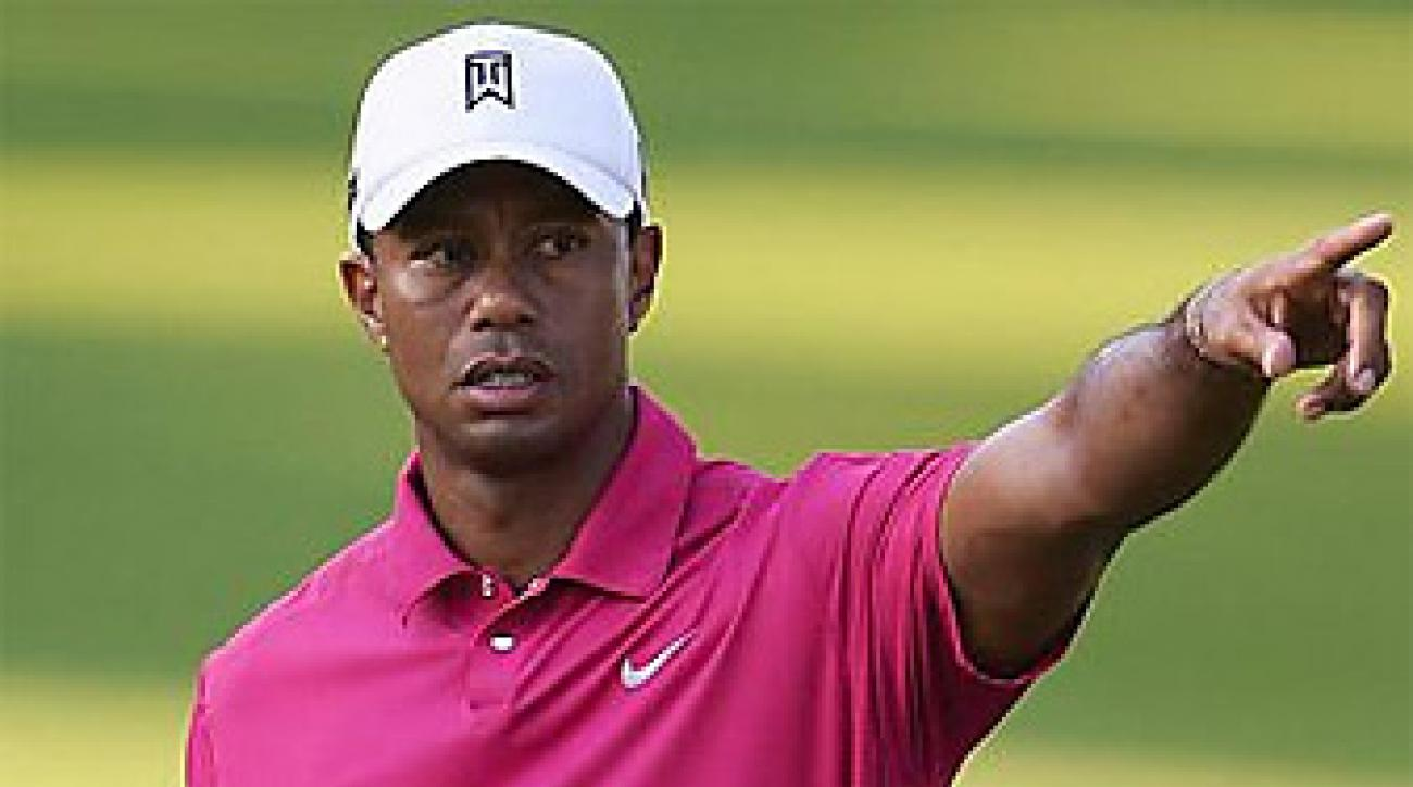 Woods five wins in 2013 have brought his victory total to 79, three short of Sam Snead's record.