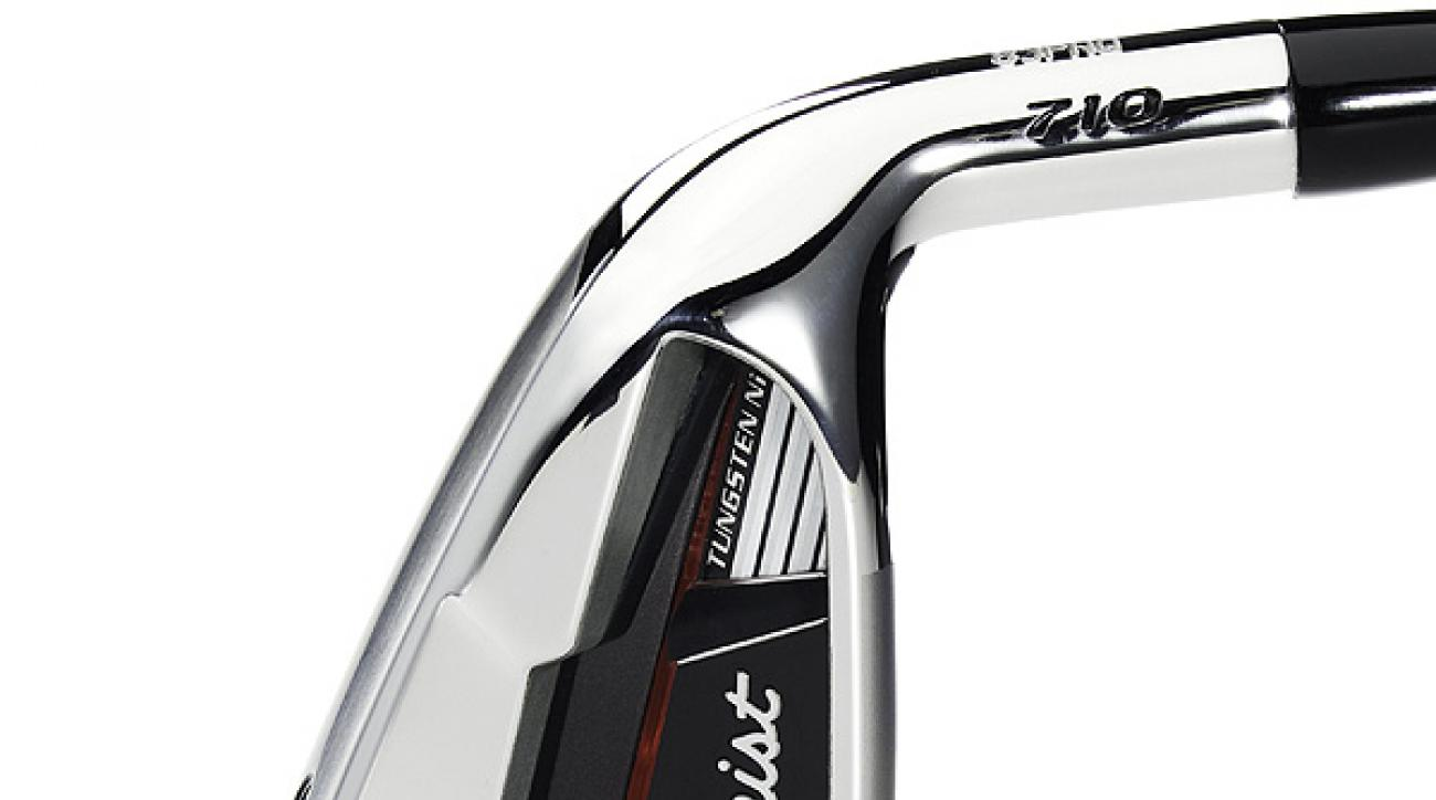 """<br />The new-and-improved                 AP1 has a smaller blade length                 and less offset than the previous                 version. It features a 65-gram tungsten nickel                 bar along the sole (the center of                 gravity is 8 percent lower) for added                 forgiveness. A thinner face with a cavity                 medallion (made of aluminum and soft                 elastomer) elicits solid, lively impact feel.                 The proprietary lightweight Nippon                 steel shaft facilitates shotmaking.<br />                 $699, steel; $899, graphite<br />                 <!--  --><a target=""""_blank"""" class=""""articlelink"""" href=""""http://www.titleist.com"""">titleist.com</a><!-- / --></p>"""