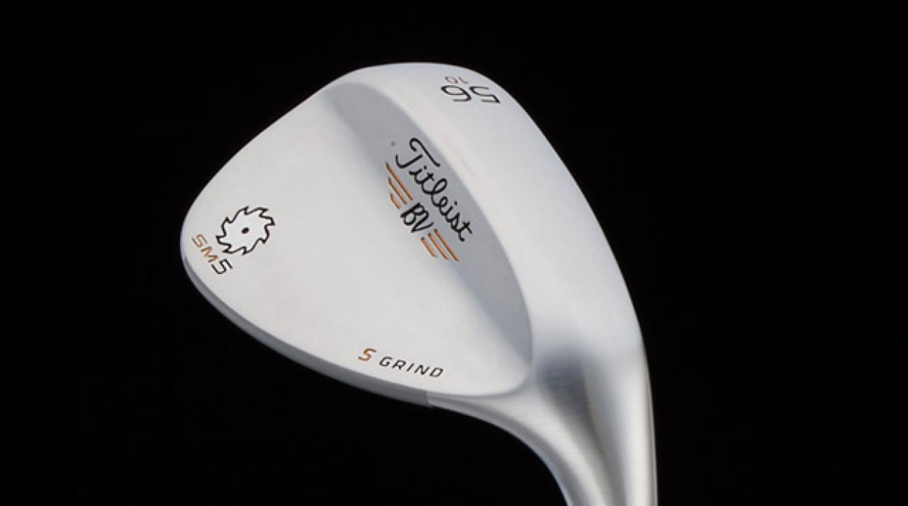 Titleist Vokey Design Spin Milled 5 Wedges