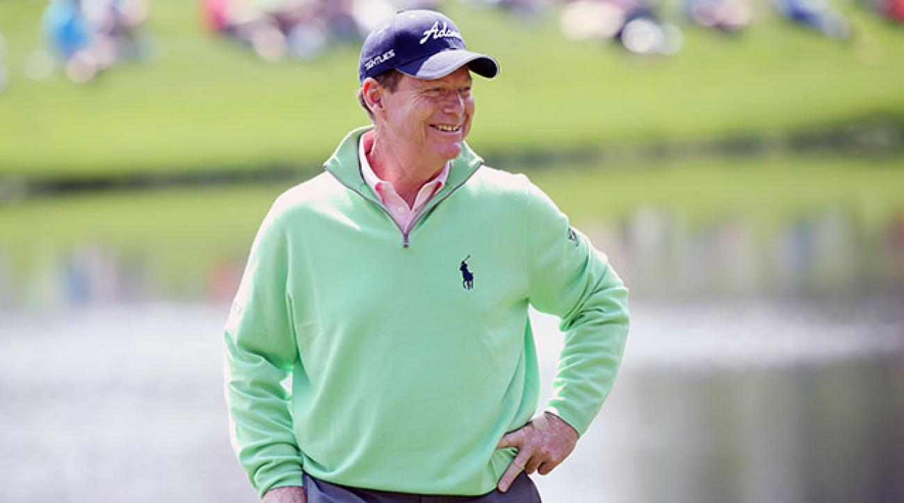 Tom Watson played in four Ryder Cups and captained his first team in 1993.