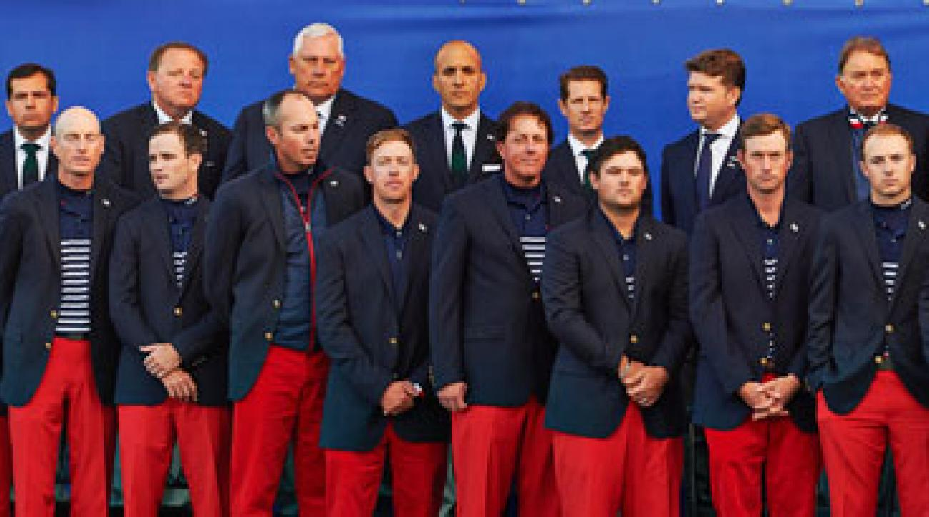 The latest Ryder Cup flameout for Team USA was this weekend's 16.5-11.5 loss at Gleneagles.