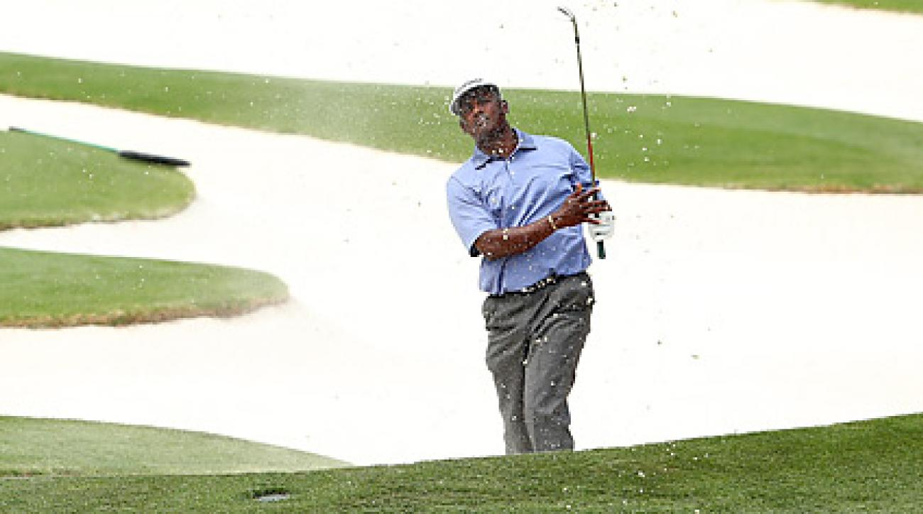 Vijay Singh has admitted to using deer-antler spray, which Greg Norman cites as an example of the Tour's flawed drug-testing program.