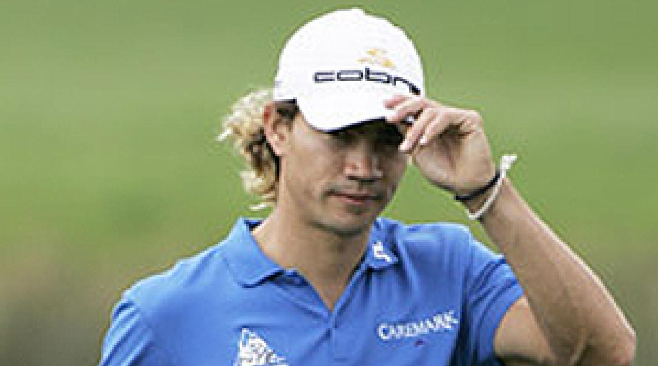 Camillo Villegas has a lot of golf industry folks hoping he'll break through and win soon.