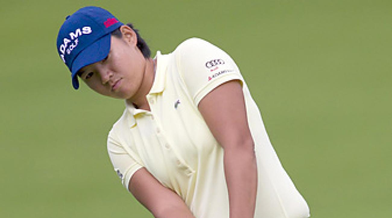 Yani Tseng and the LPGA Tour return to action this week.