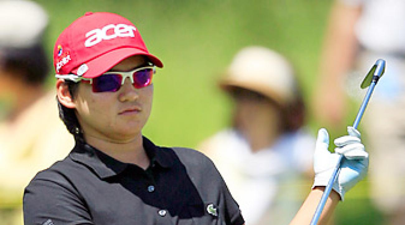 Yani Tseng is the defending champion at this week's LPGA Championship.
