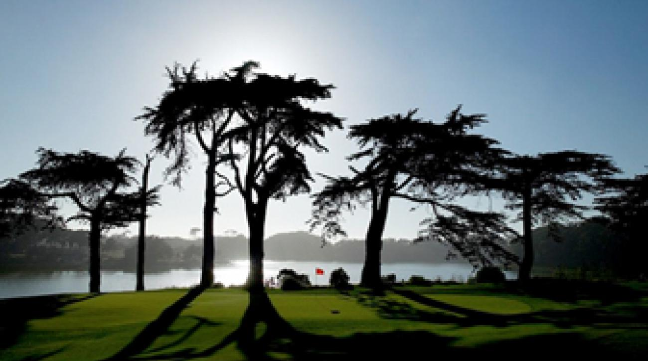 TPC Harding Park, where the 2015 Match Play Championship will be held the first weekend of May.