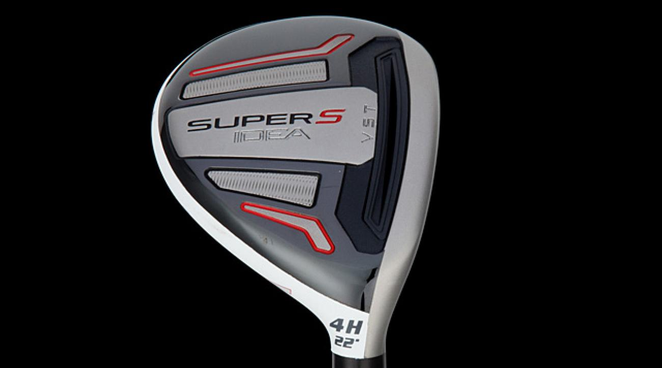 Adams Idea Super S hybrid.