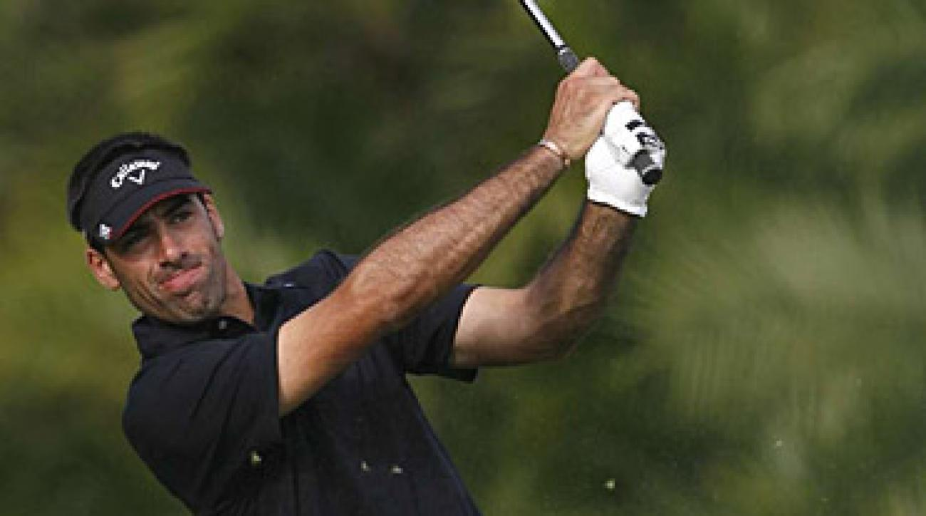 <strong>Wild Thing</strong> Alvaro Quiros led the field at Doral in driving distance, averaging almost 317 yards, but at 64th he was near the bottom in fairways hit.