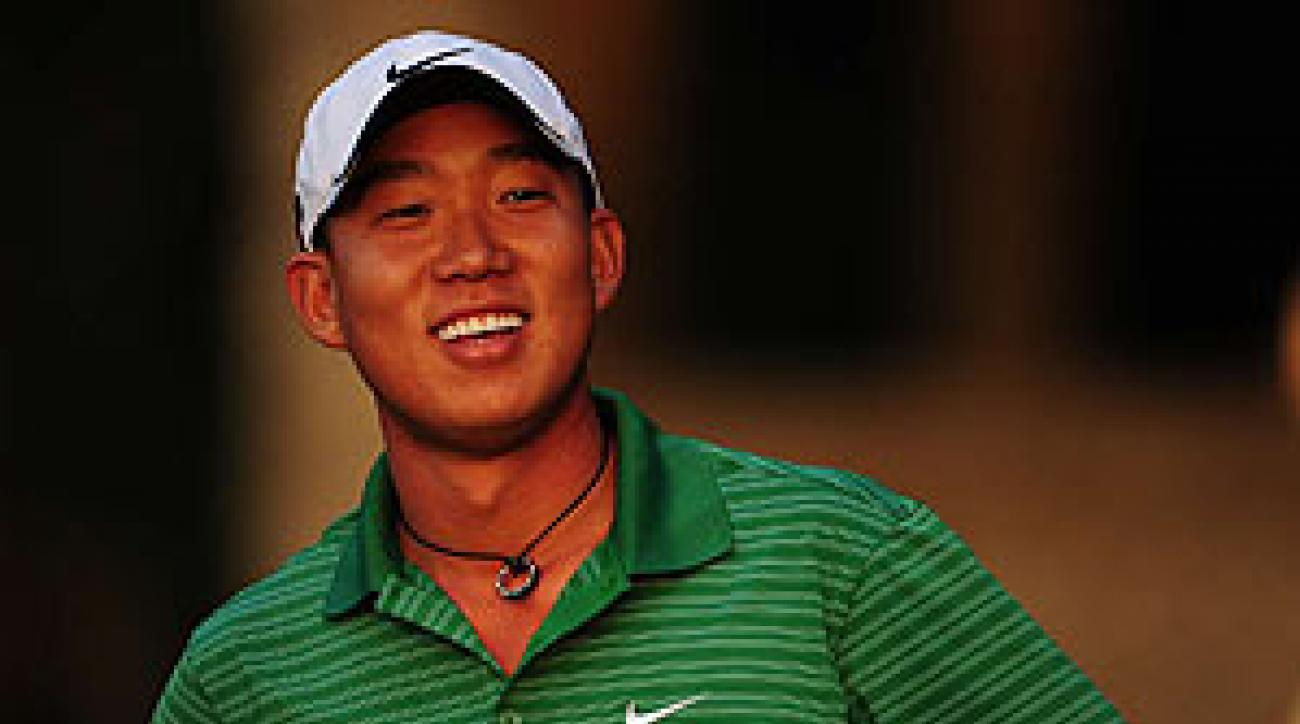 Anthony Kim has finished in the top 10 only once this season, a T2 in his first outing at the Mercedes-Benz Championship.
