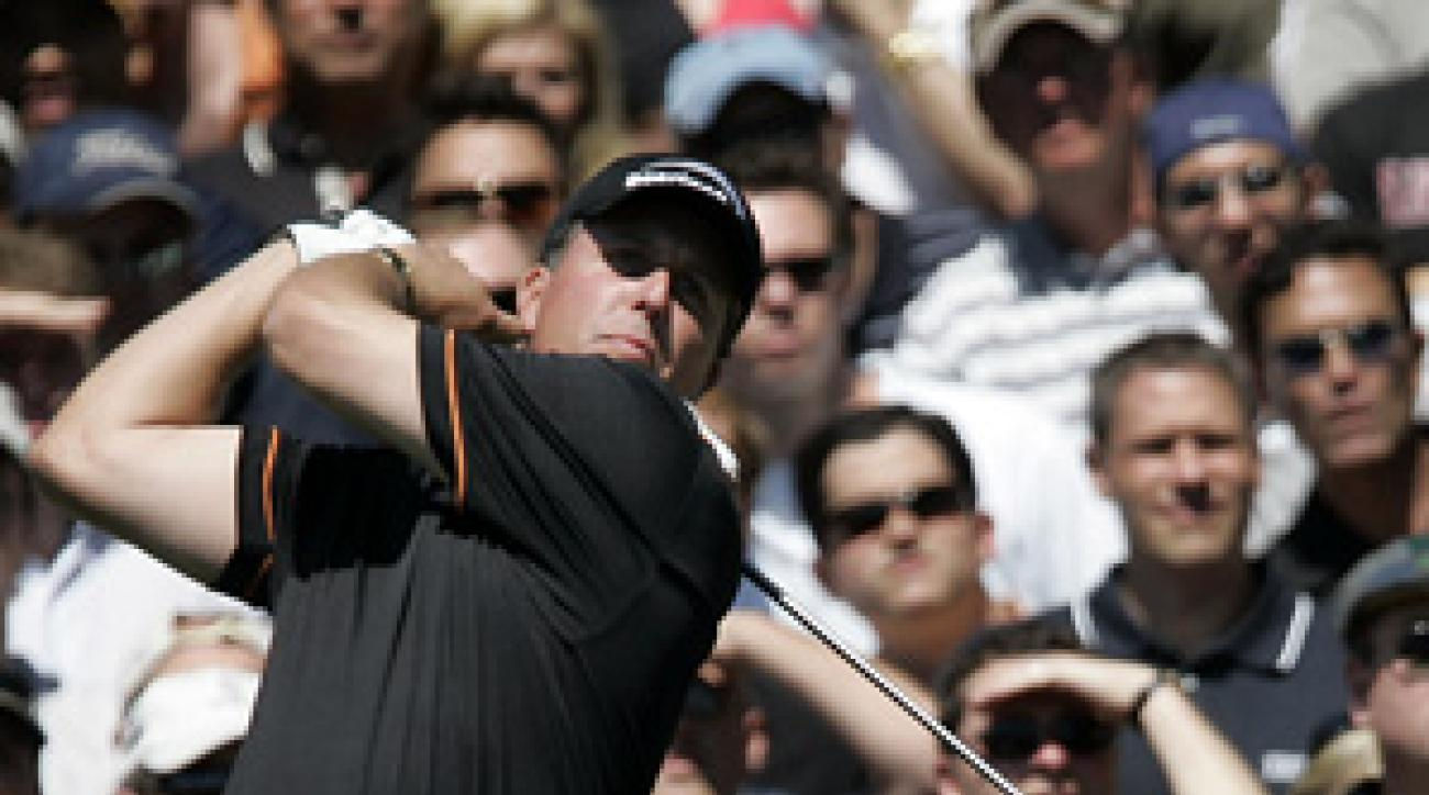 After months of rumors, Phil Mickelson officially announced this week he would leave Rick Smith and work full time with Butch Harmon.