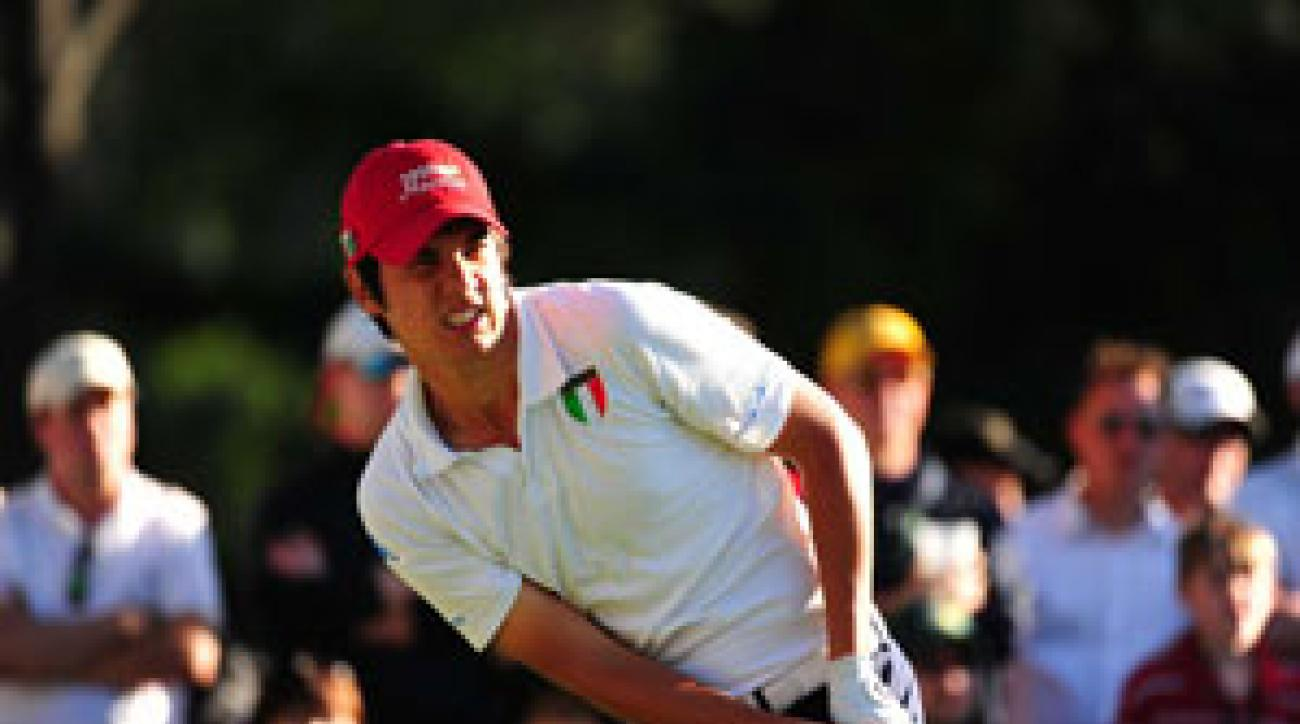 This week Matteo Manassero will be the youngest player ever at The Players Championship.