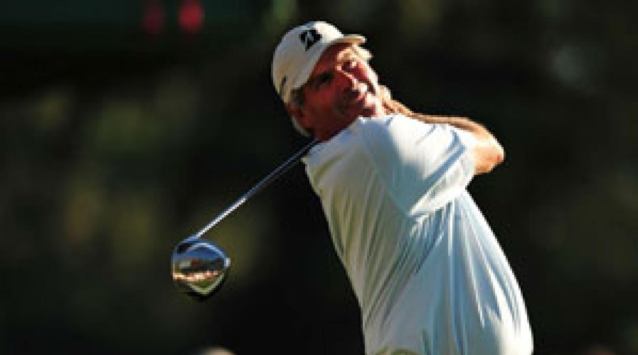 Fred Couples will captain the U.S. team at the Presidents Cup in November.