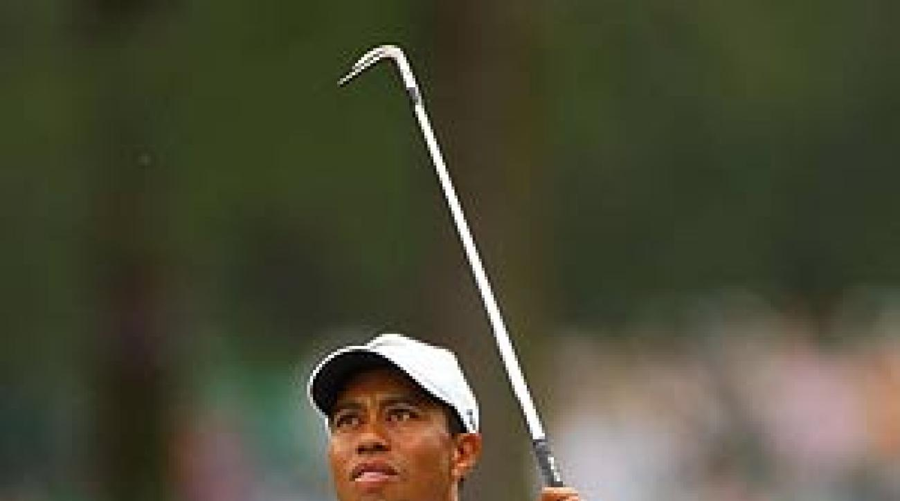 """You want to win the Masters, period. Doesn't really matter how you do it as long as you do it,"" Woods said."