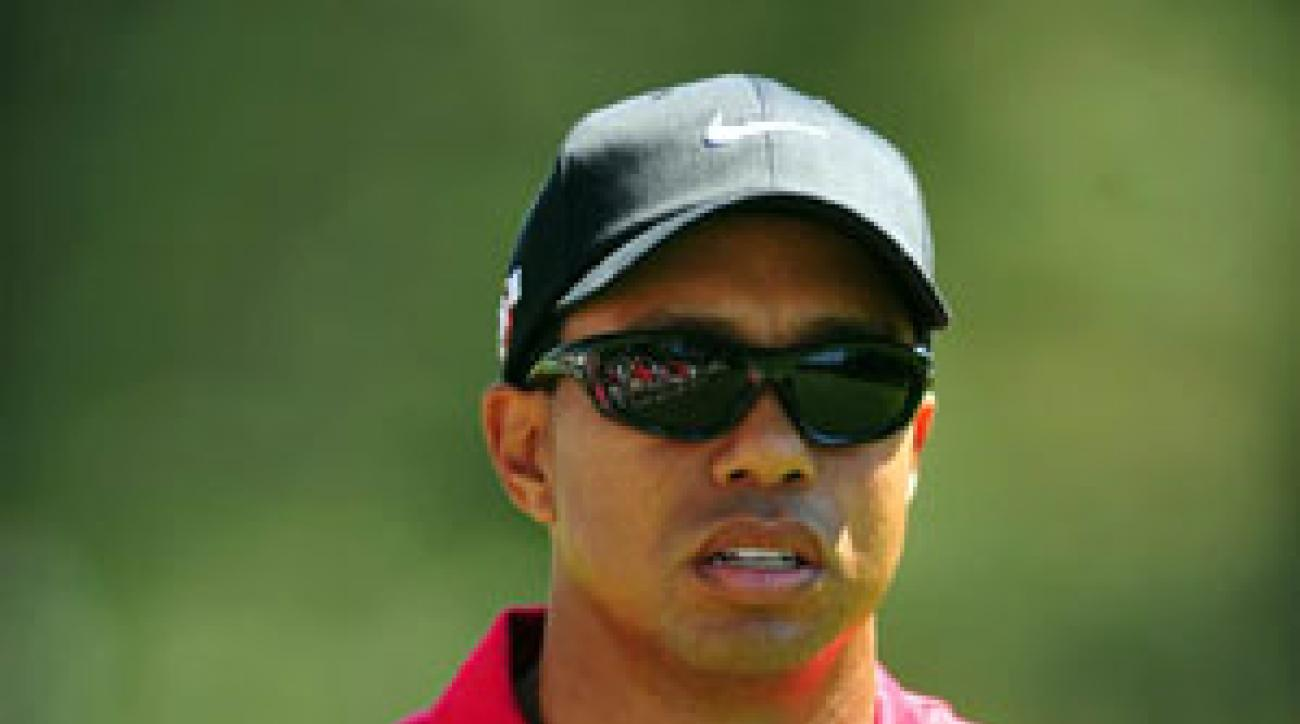 Tiger Woods has already committed to play the Quail Hollow Championship later this month.