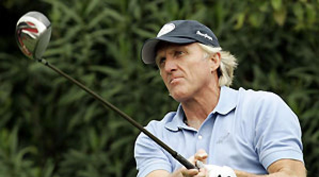 Greg Norman's golf courses at Jumeirah Golf Estates in Dubai has been selected to host the inaugural Dubai World Championship.
