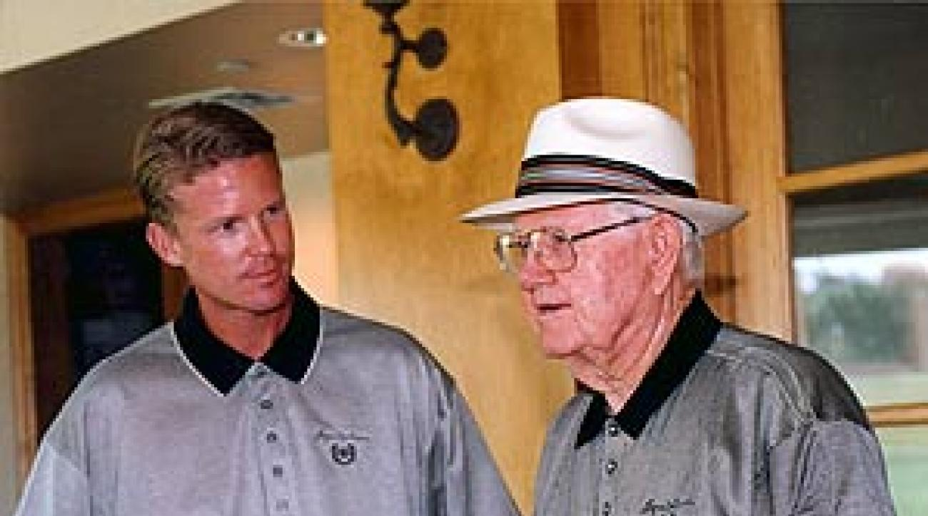 Byron Nelson and Shawn Humphries
