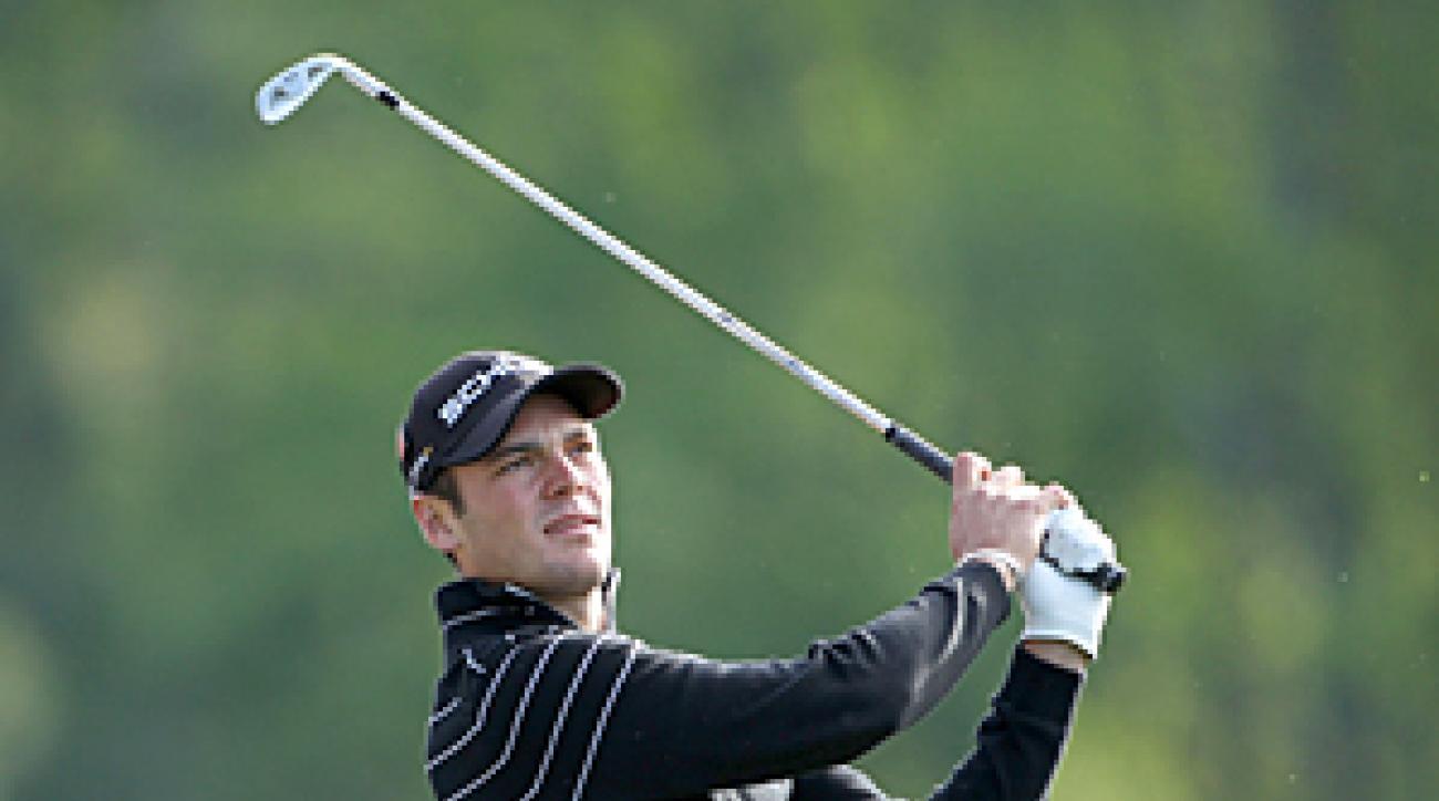 Martin Kaymer won the last major, the 2010 PGA Championship.