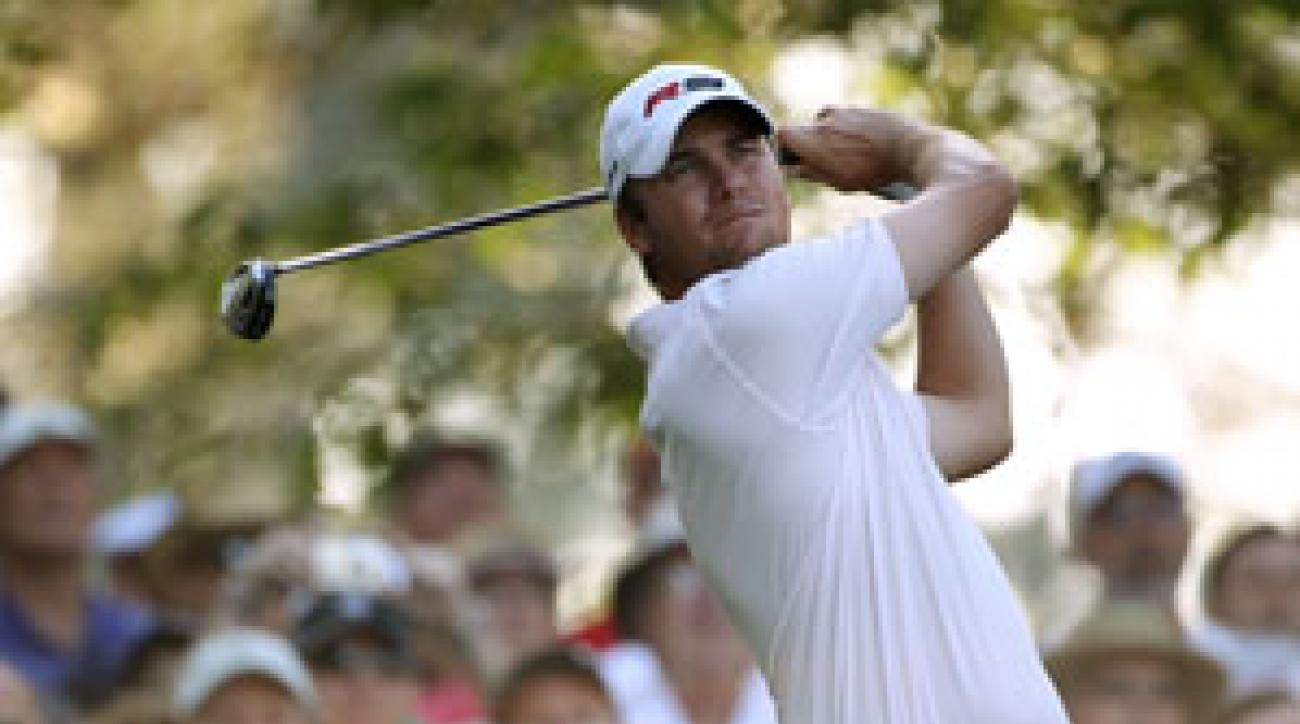 Sean O'Hair is one of Sean Foley's pupils competing at the Masters.