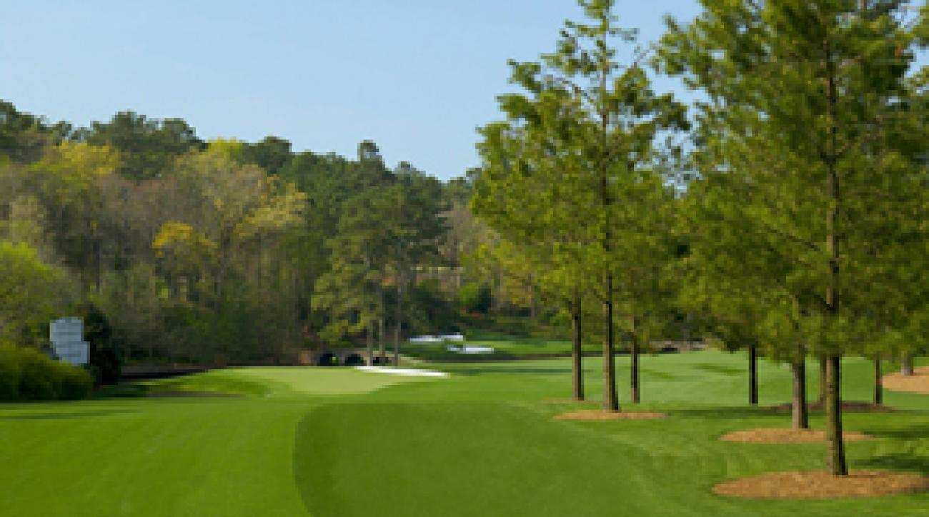 New trees and the additional length have taken much of the excitement out of the Masters.