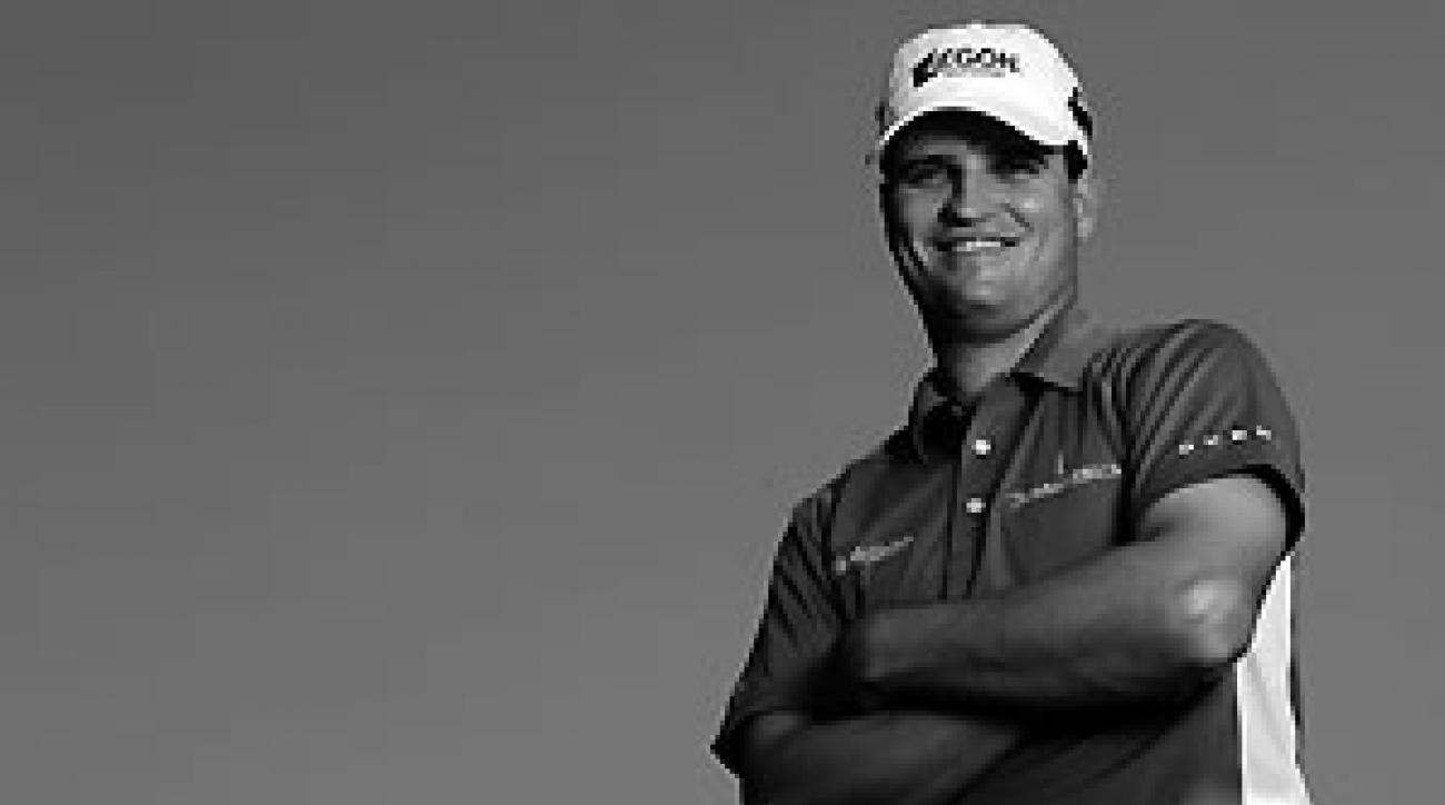 Zach Johnson may be normal, but he's no longer average.