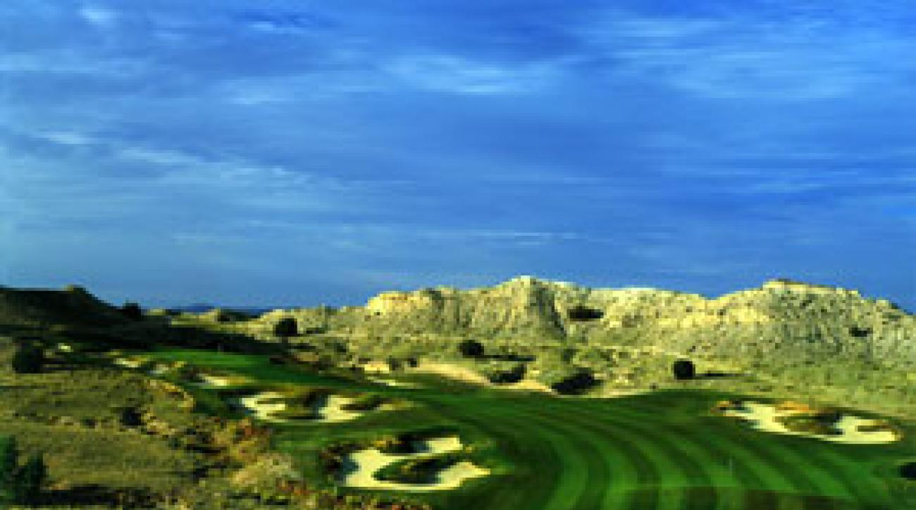Black Mesa, New Mexico's finest course.