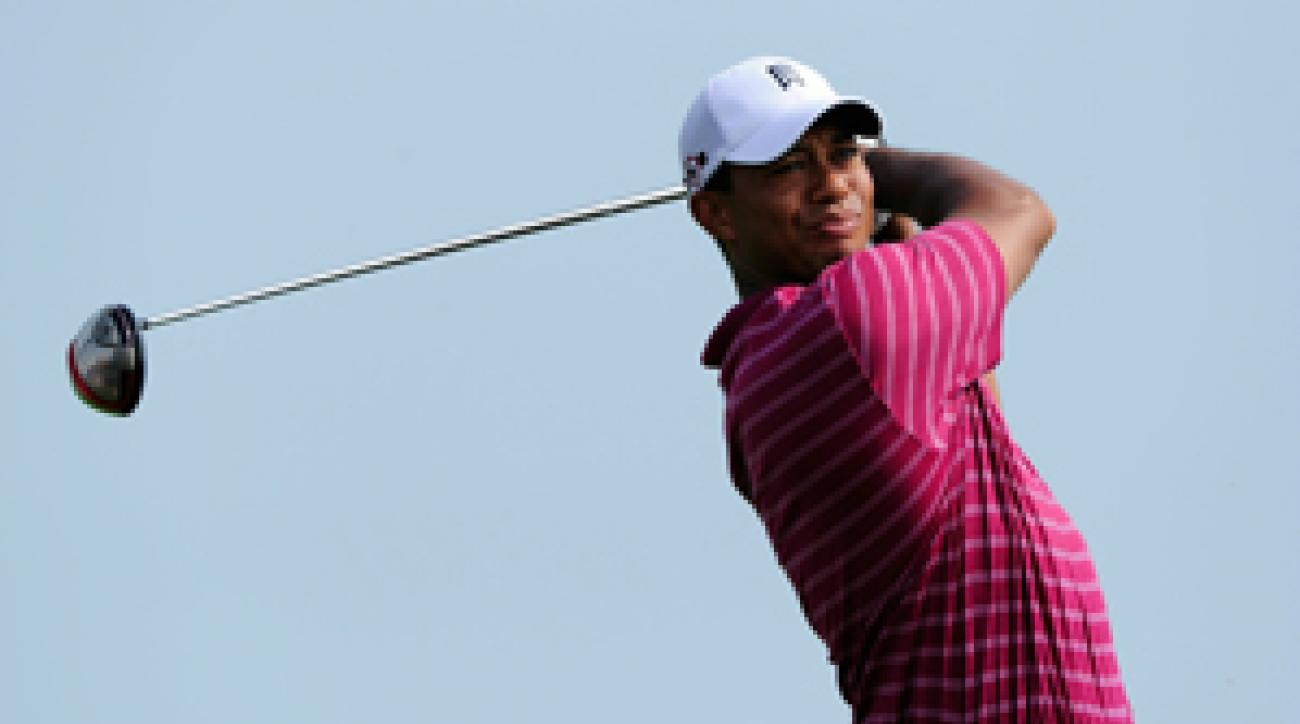 Tiger Woods finished second last year at the PGA.