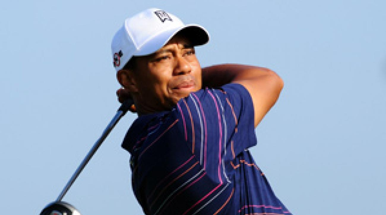 Tiger Woods has won five times this season after recovering from major knee surgery.