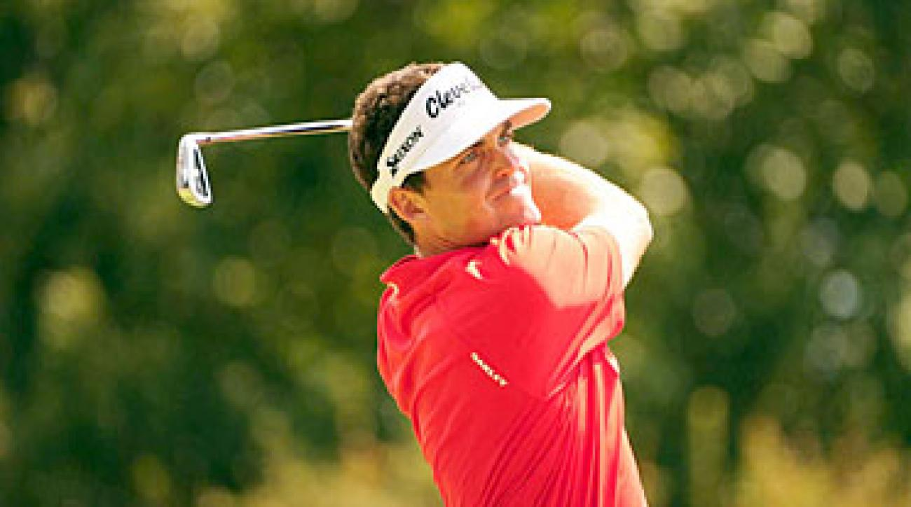 Keegan Bradley has two wins in his rookie season.